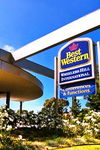 Best Western Wheelers Hill International - Port Augusta Accommodation