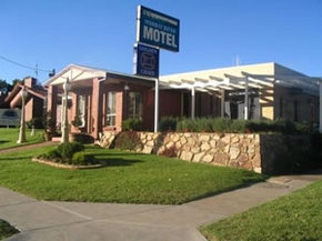 Golden Chain Murray River Motel - Port Augusta Accommodation
