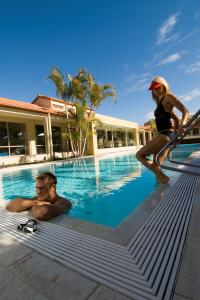 Noosa Springs Golf and Spa Resort - Port Augusta Accommodation