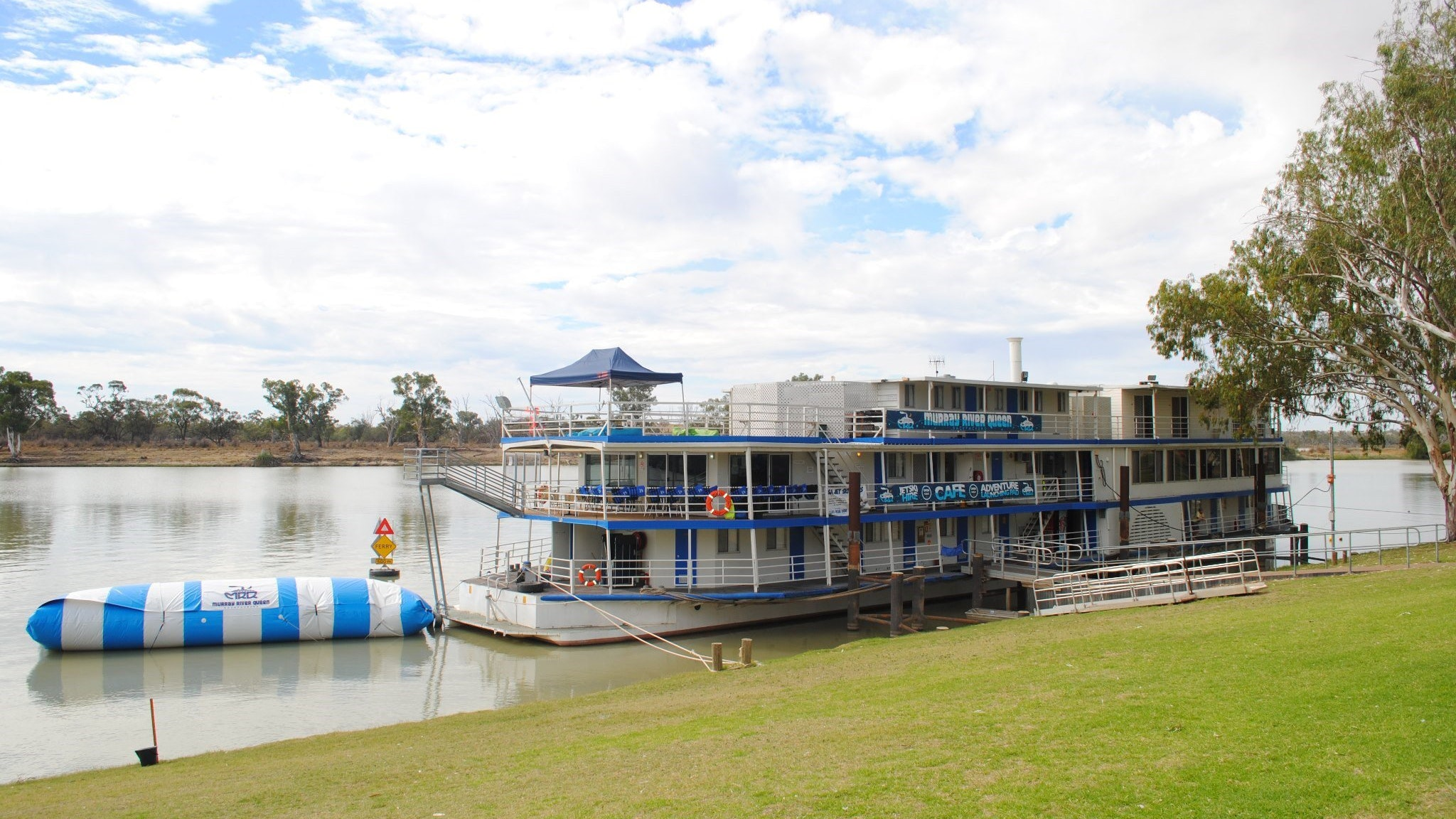 Murray River Queen Backpackers - Port Augusta Accommodation