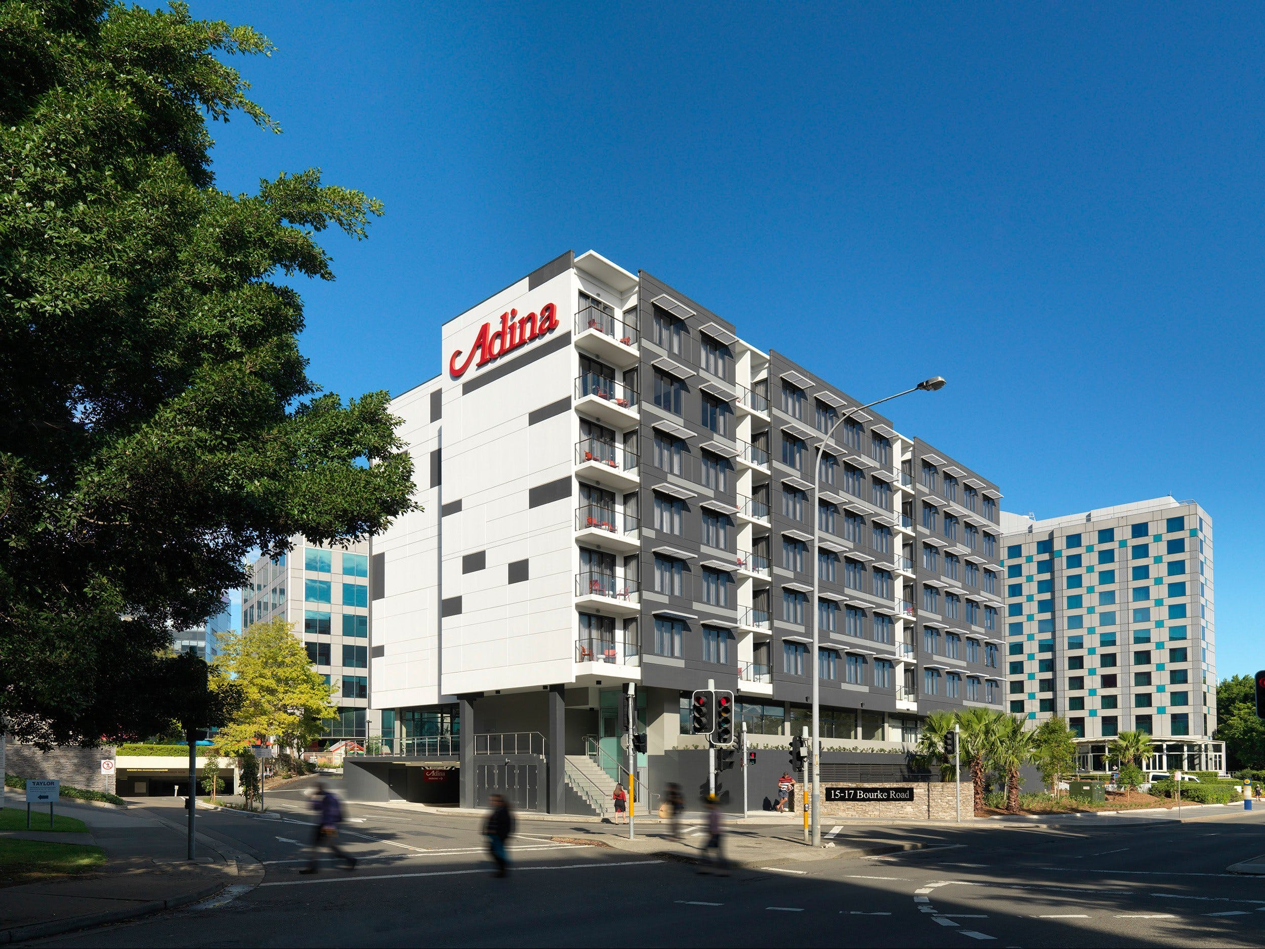 Adina Apartment Hotel Sydney Airport - Port Augusta Accommodation