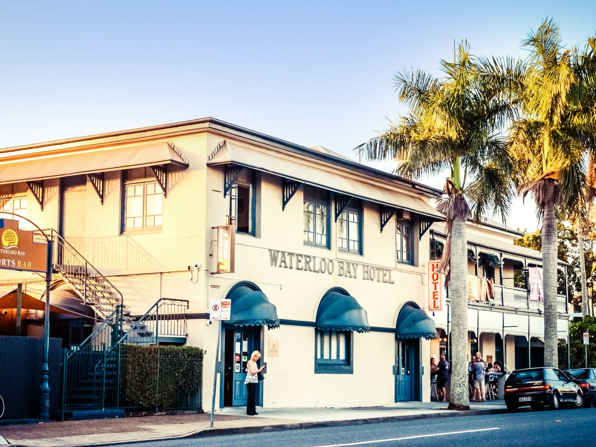 The Waterloo Bay Hotel - Port Augusta Accommodation