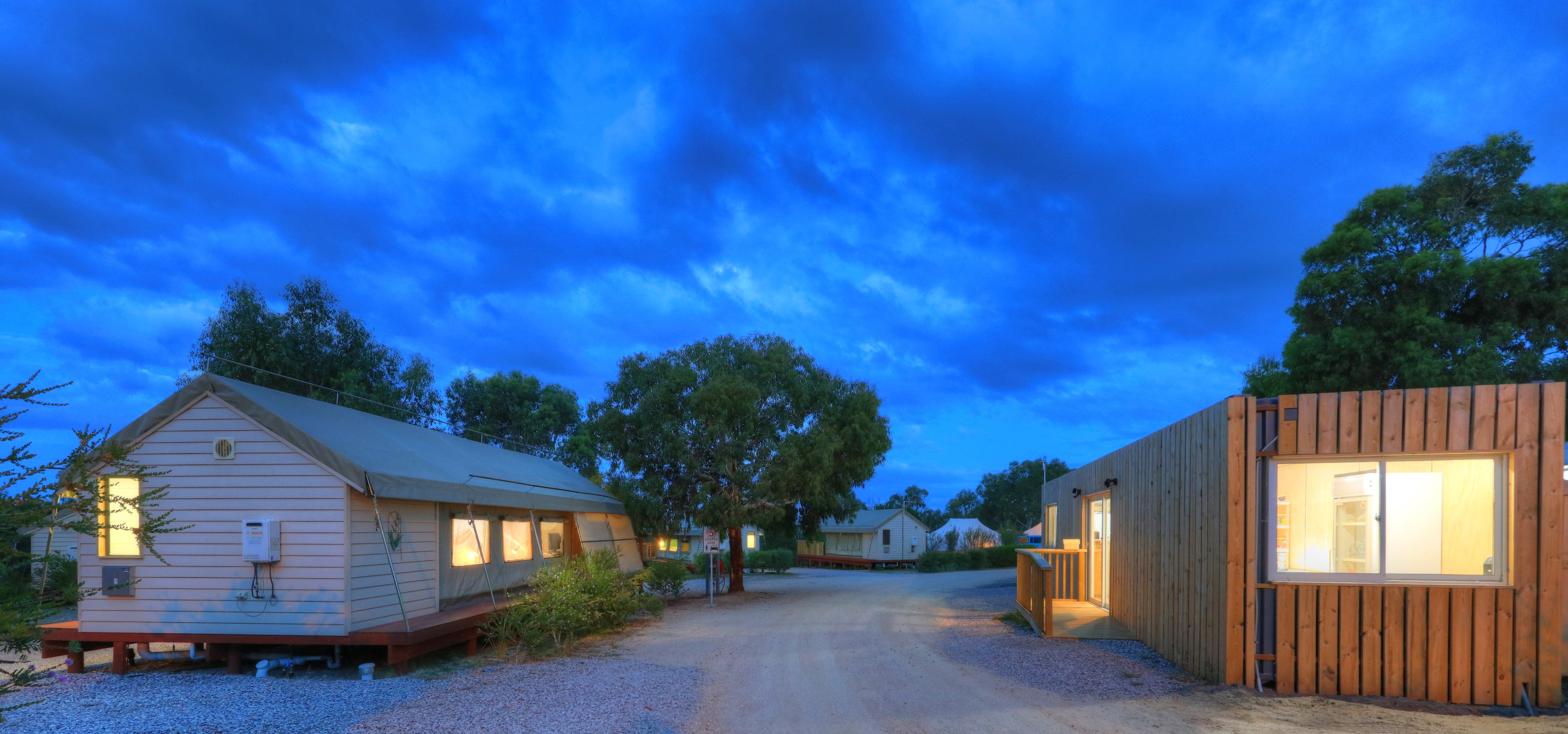 Scamander Sanctuary Holiday Park - Port Augusta Accommodation
