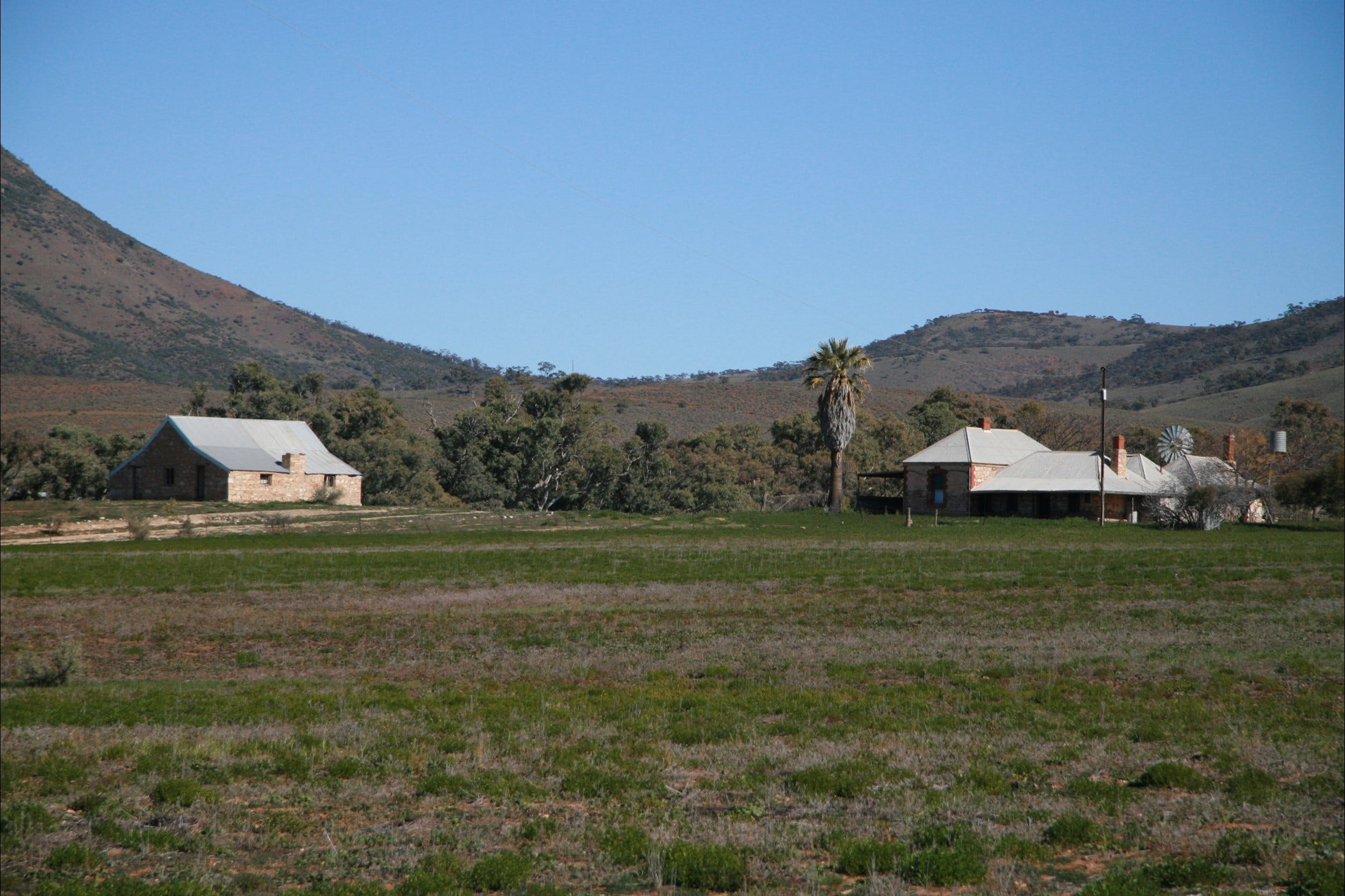 The Dutchman's Stern Homestead - Port Augusta Accommodation