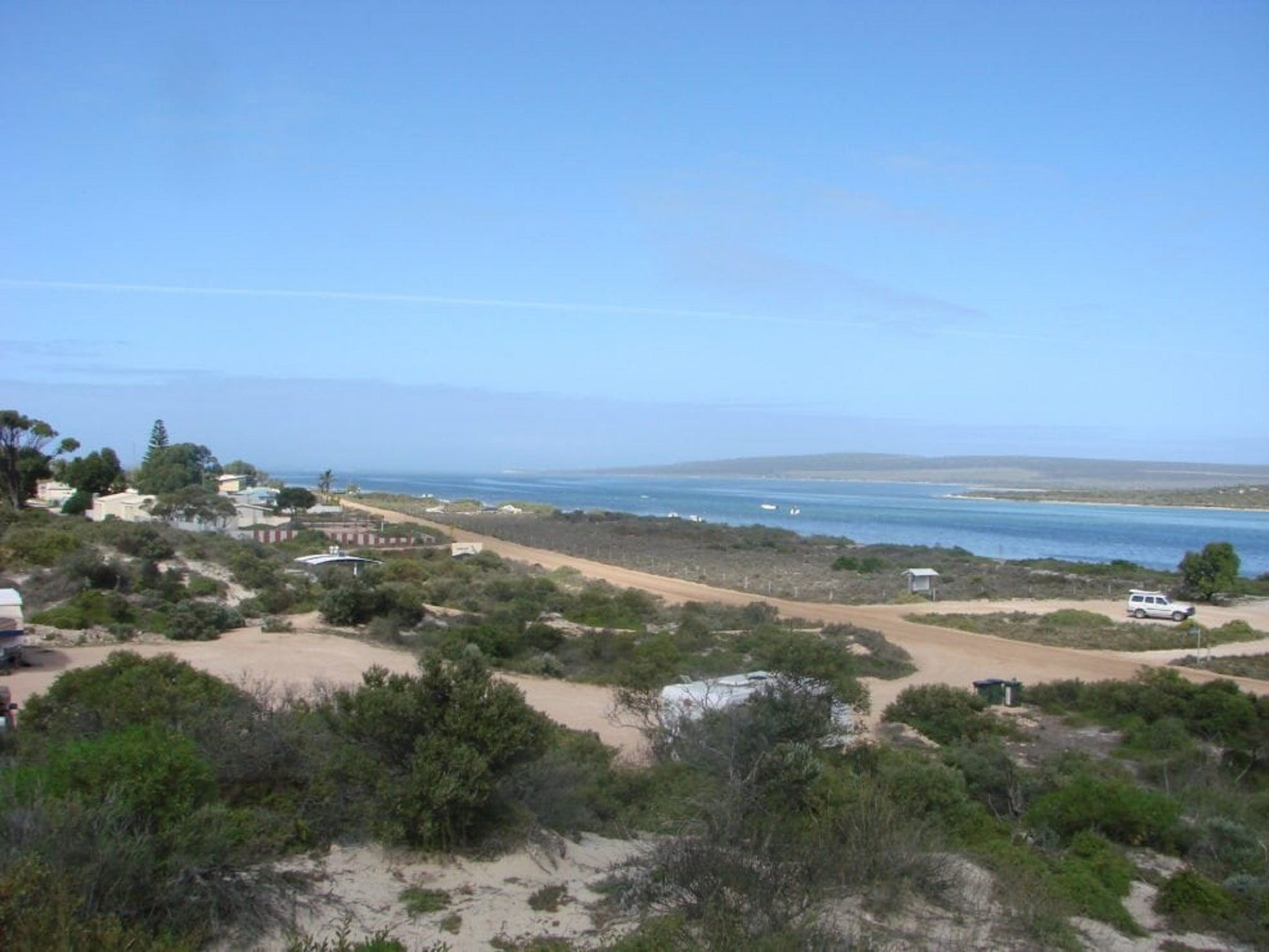 Baird Bay Campground - Port Augusta Accommodation