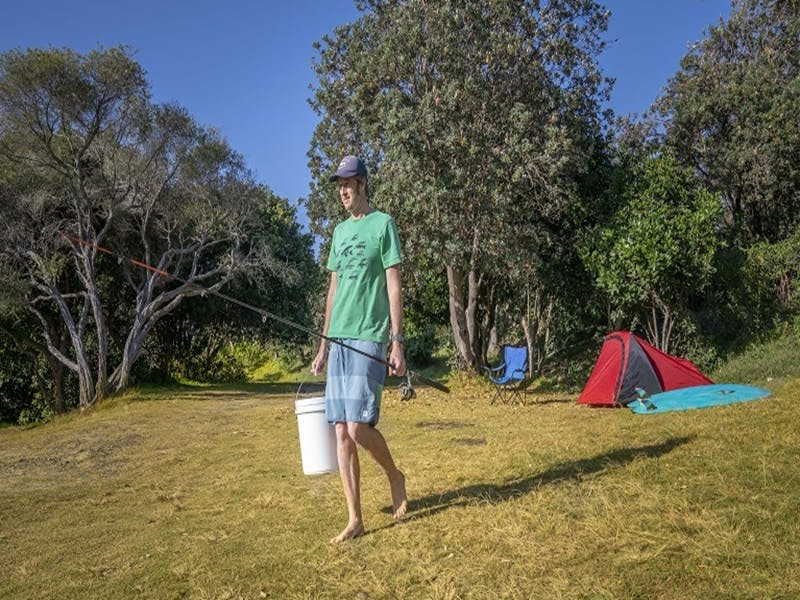 Racecourse campground - Port Augusta Accommodation