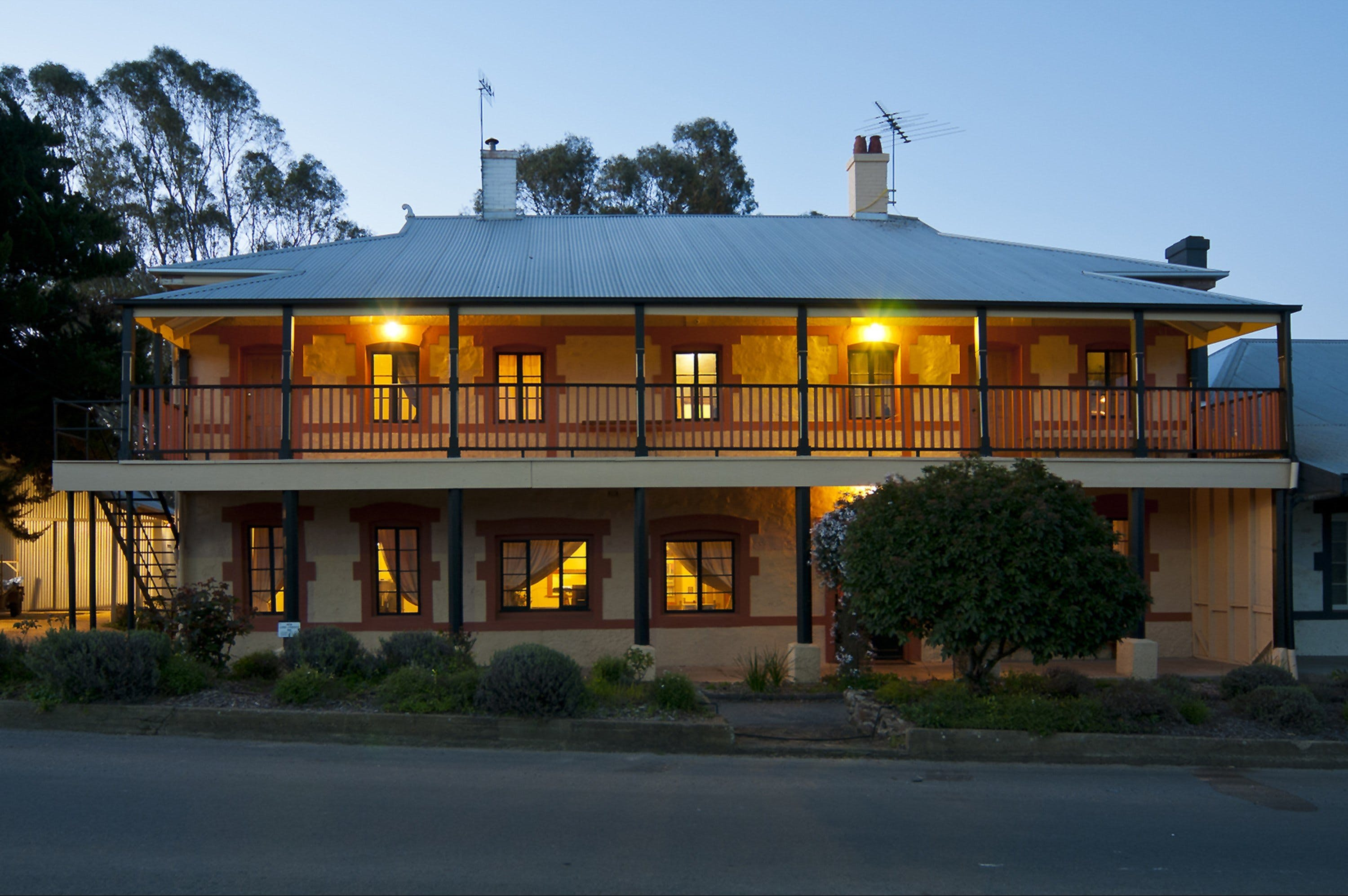 The Coffee Palace - Port Augusta Accommodation