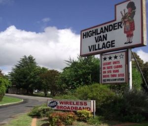 Highlander Van Village - Port Augusta Accommodation