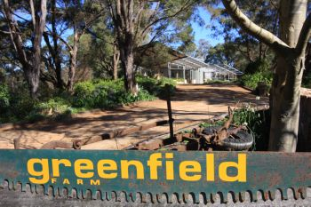 Greenfield Farm Stay - Port Augusta Accommodation