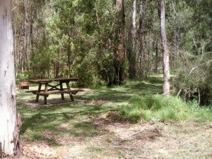 Mulloon Creek campground - Port Augusta Accommodation
