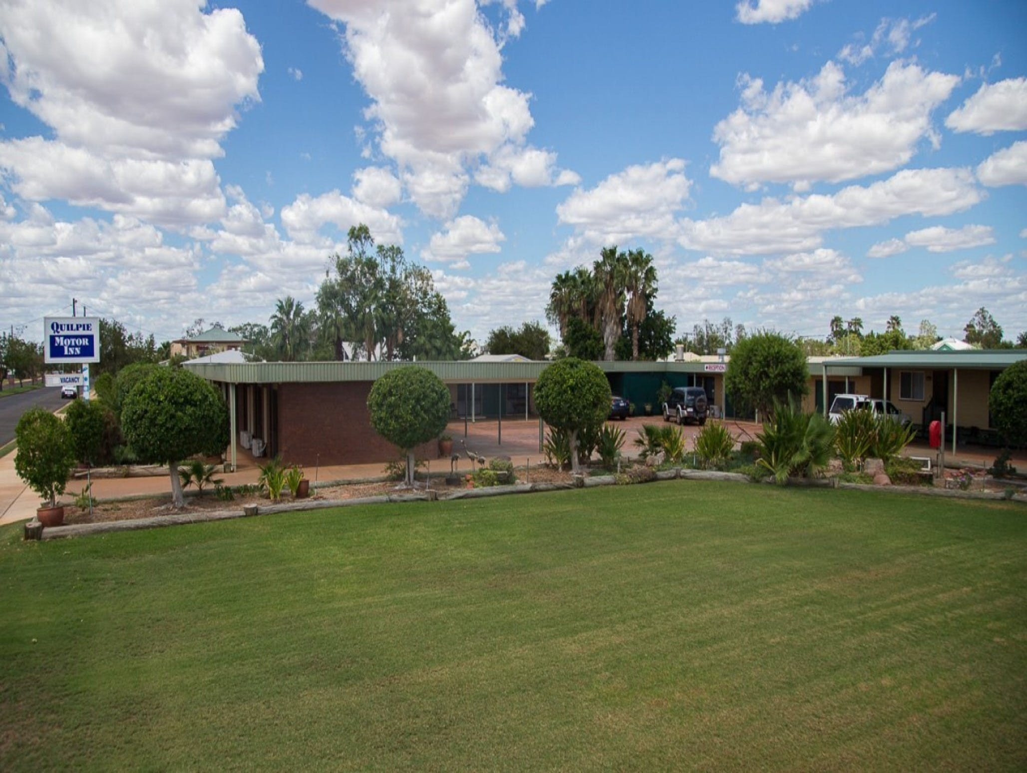 Quilpie Motor Inn - Port Augusta Accommodation