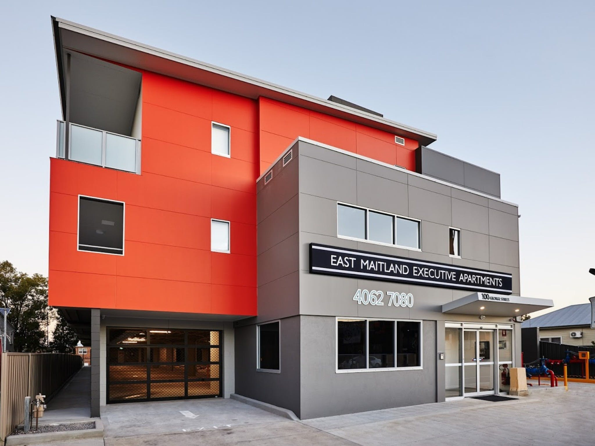 East Maitland Executive Apartments - Port Augusta Accommodation