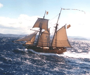 Enterprize - Melbourne's Tall Ship - Port Augusta Accommodation