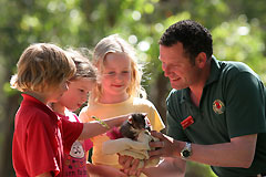 Cleland Wildlife Park - Port Augusta Accommodation
