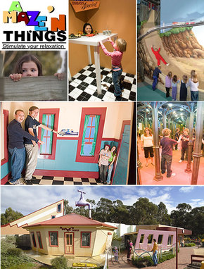 A Maze 'N Things - Port Augusta Accommodation