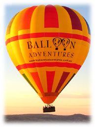 Balloon Adventures Barossa Valley - Port Augusta Accommodation