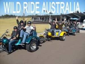 A Wild Ride - Port Augusta Accommodation