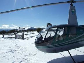 Alpine Helicopter Charter Scenic Tours - Port Augusta Accommodation
