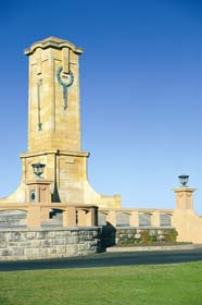 Fremantle War Memorial - Port Augusta Accommodation