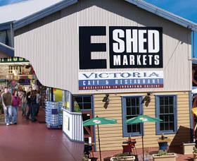 The E Shed Markets - Port Augusta Accommodation