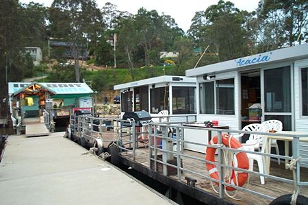 Clyde River Houseboats - Port Augusta Accommodation