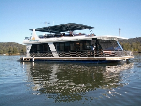 Able Hawkesbury River Houseboats - Port Augusta Accommodation