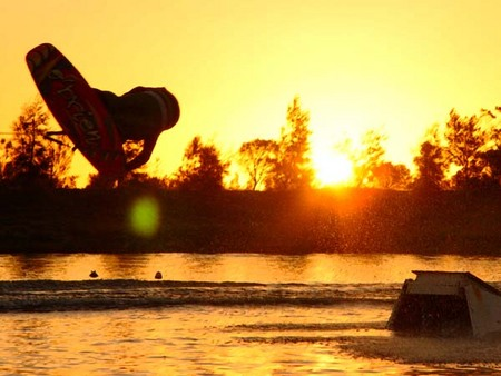 Bonney's WA Water Ski Park - Port Augusta Accommodation