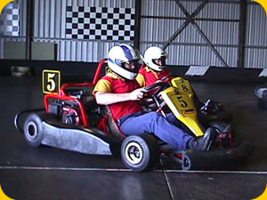 Indoor Kart Hire - Port Augusta Accommodation