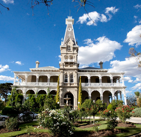 Rupertswood Mansion - Port Augusta Accommodation