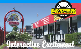 Sidetracked Entertainment Centre - Port Augusta Accommodation