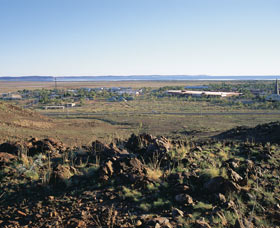 TV Hill Lookout - Port Augusta Accommodation