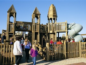 Jubilee Park Adventure Playground - Port Augusta Accommodation
