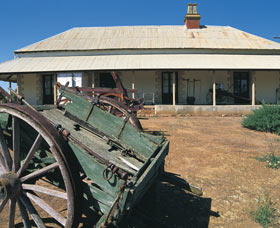 Chiverton House Museum - Port Augusta Accommodation
