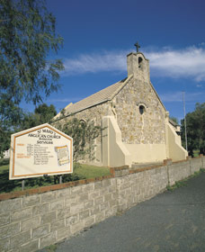 St Mary's Anglican Church - Port Augusta Accommodation