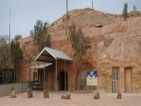 Catacomb Underground Church - Port Augusta Accommodation