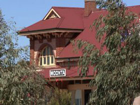 Moonta Tourist Office - Port Augusta Accommodation