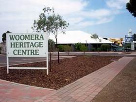 Woomera Heritage and Visitor Information Centre - Port Augusta Accommodation