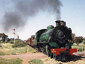 Pichi Richi Railway - Port Augusta Accommodation