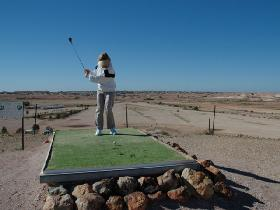 Coober Pedy Opal Fields Golf Club - Port Augusta Accommodation