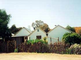 Miners Cottage And Garden - Port Augusta Accommodation