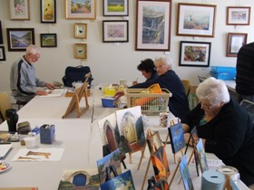 Northern Yorke Peninsula Art Group - Port Augusta Accommodation
