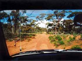 Gawler Ranges National Park - Port Augusta Accommodation