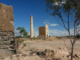 Hughes Enginehouse - Port Augusta Accommodation