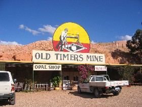 The Old Timers Mine - Port Augusta Accommodation