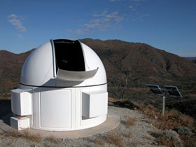 Arkaroola Astronomical Observatory - Port Augusta Accommodation