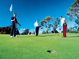 Bagdad Public Golf Course - Port Augusta Accommodation