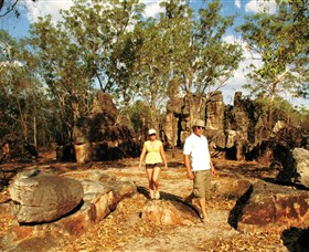 The Lost City - Litchfield National Park - Port Augusta Accommodation