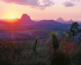 Glass House Mountains National Park - Port Augusta Accommodation