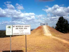 Mount Wooroolin - Port Augusta Accommodation