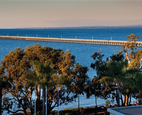 Urangan Pier - Port Augusta Accommodation